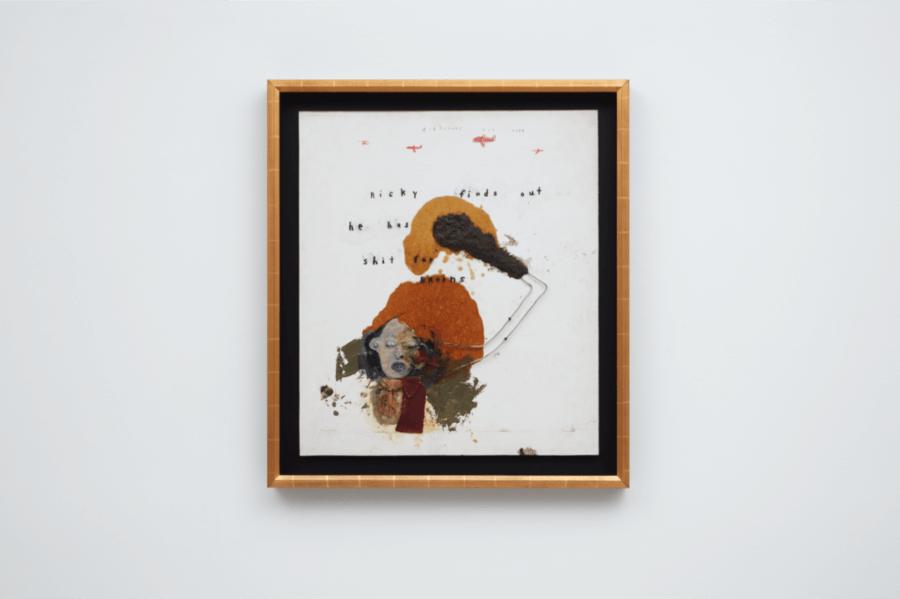 el artista presentó exposición en Nueva York