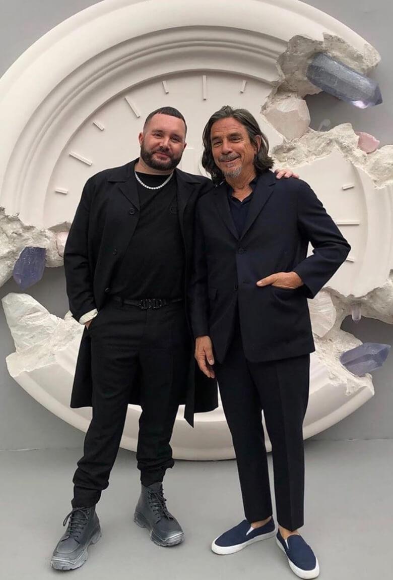 DIOR y Stussy confirman colaboración de lujo