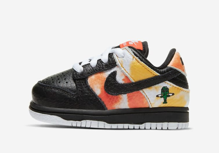 Dunk Low Raygun Tie