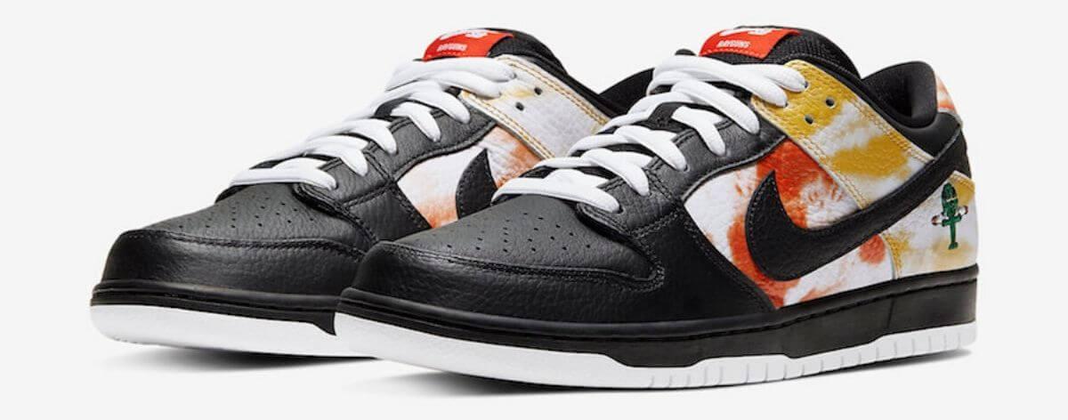 Dunk Low Raygun Tie-Dye regresa a Nike SB