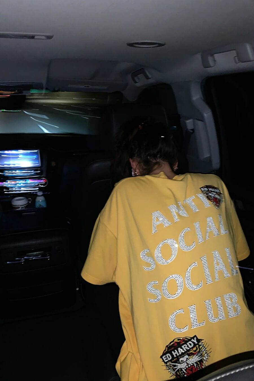 Ed Hardy y Anti Social