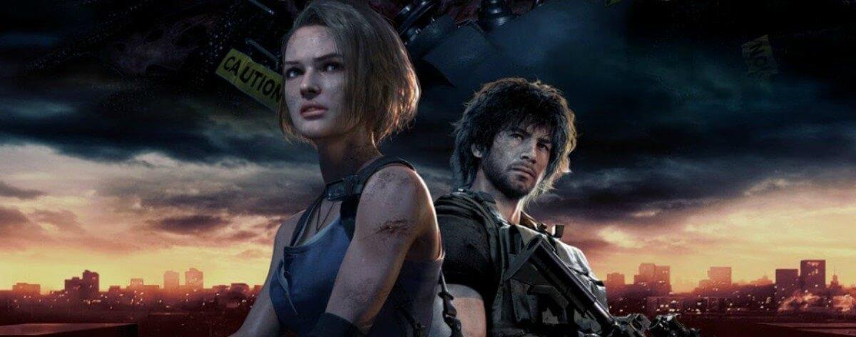 El remake de Resident Evil 3 ya es una realidad