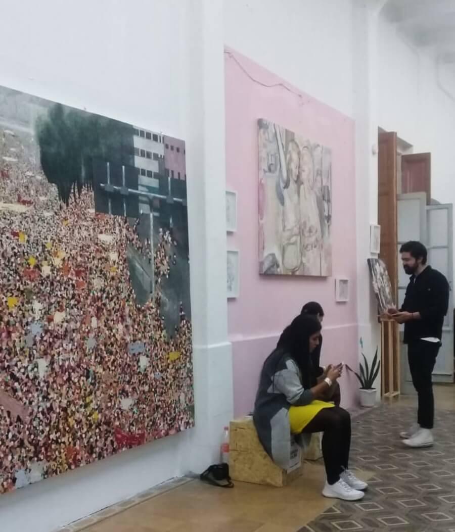 FAIN Feria reunió lo mejor del arte actual
