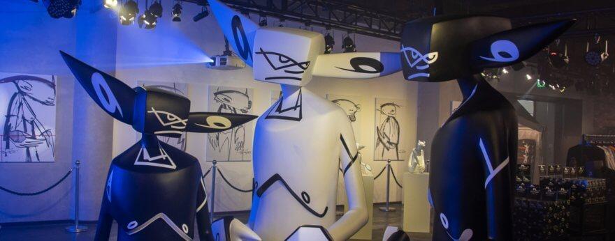Futura Laboratories presenta su nueva expo inmersiva