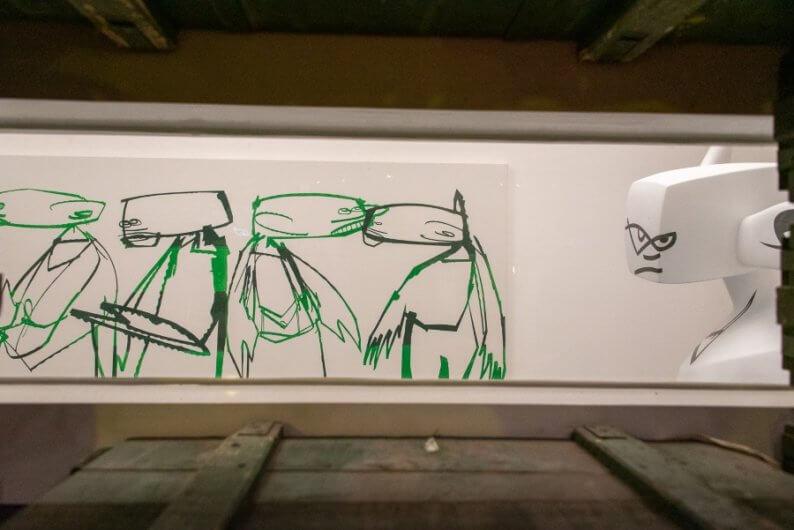 Futura Laboratories presenta su nueva exhibición