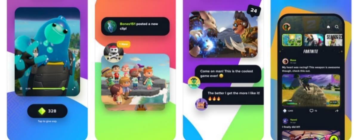 Imgur lanza una red social para clips gamers