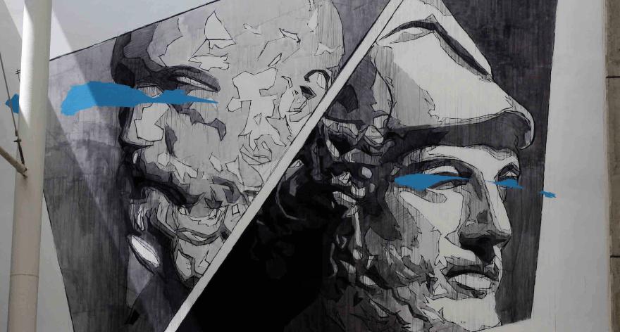 INO Expo, el fenómeno social del arte urbano