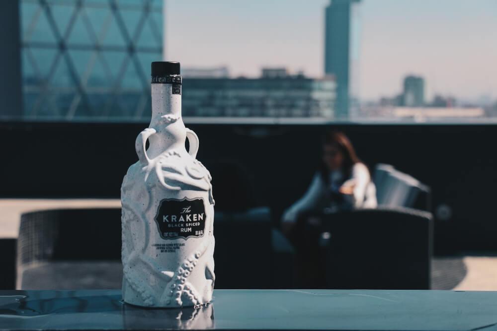 Nueva Botella de Ron