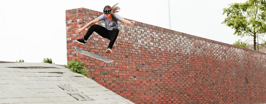 Las mujeres del skate más destacadas en el mundo