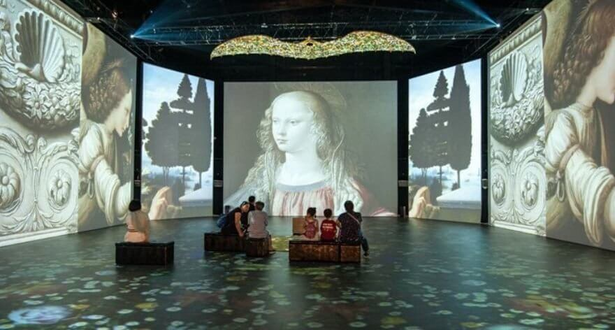 Exposición de Leonardo Da Vinci en CDMX