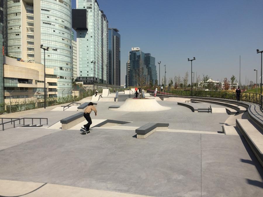Los mejores skateparks para patinar en CDMX