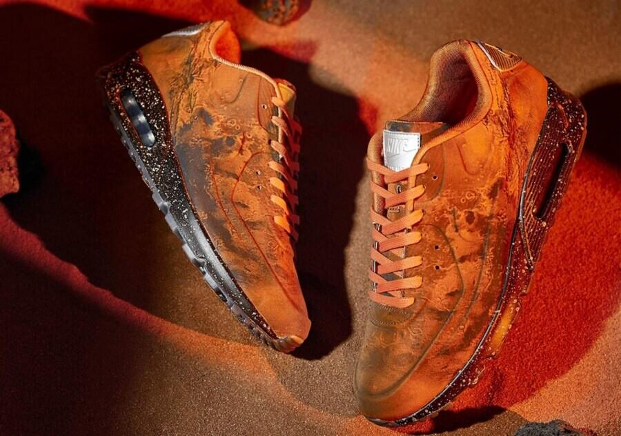 Mars Landing Nike