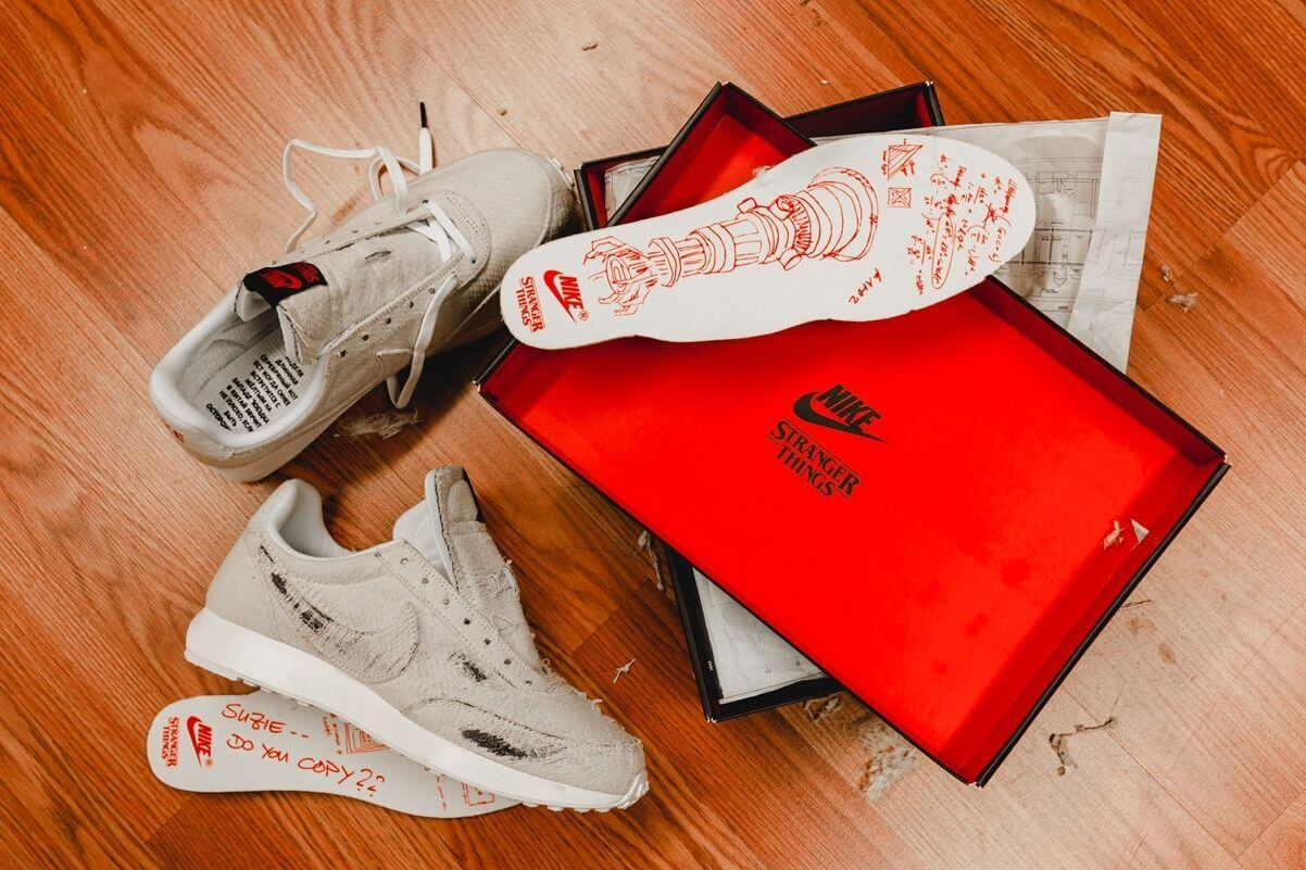 Sneakers Stranger Things