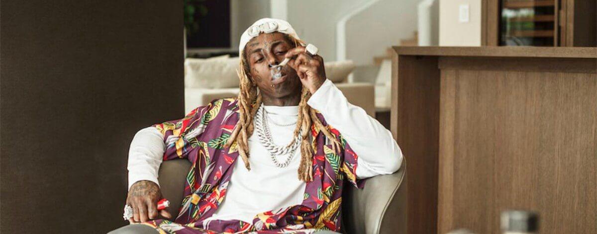 Nueva marca de cannabis de Lil Wayne