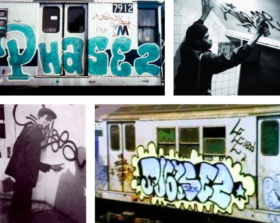 Phase 2 el artista del graffiti murió