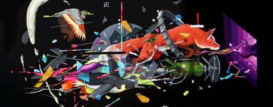 Seher One y el nuevo muralismo mexicano