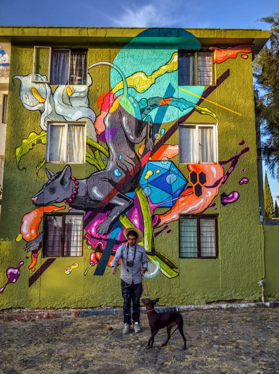 Seher One and Mexico's new muralism