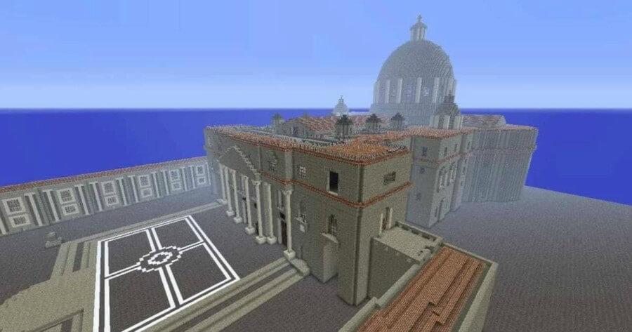 Servidor del Vaticano