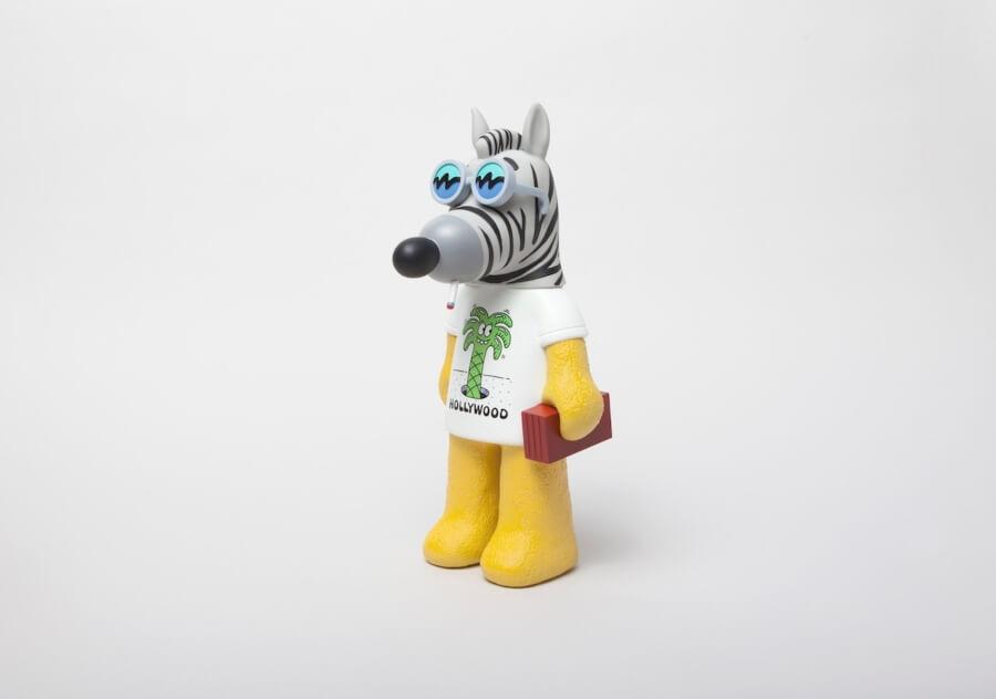 Los artistas presentan nuevo juguete colaborativo