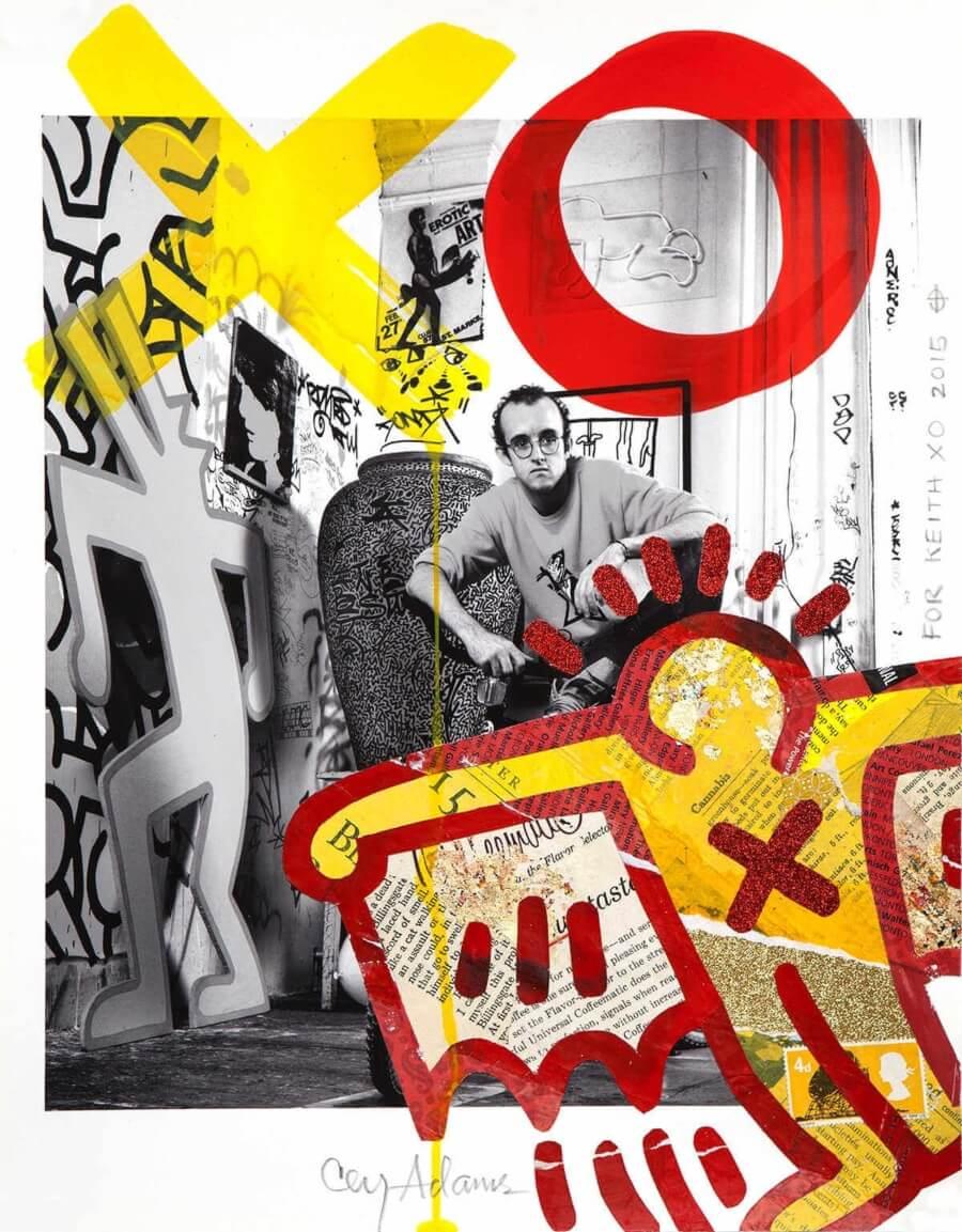 Janette Beckman y artistas urbanos hicieron posible el proyecto