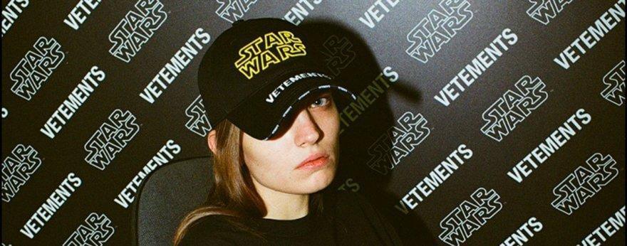 Vetements y Star Wars lanzan nueva colección