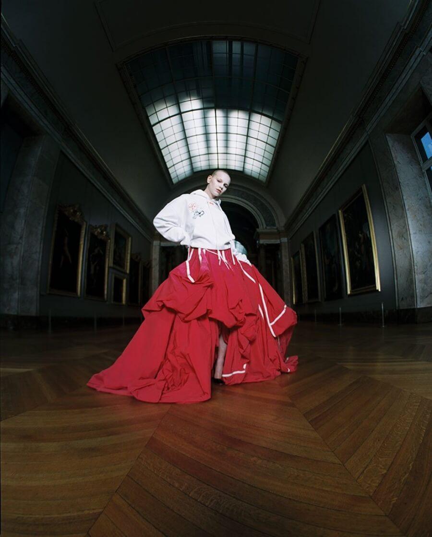 Off White celebra los 500 años de Da Vinci
