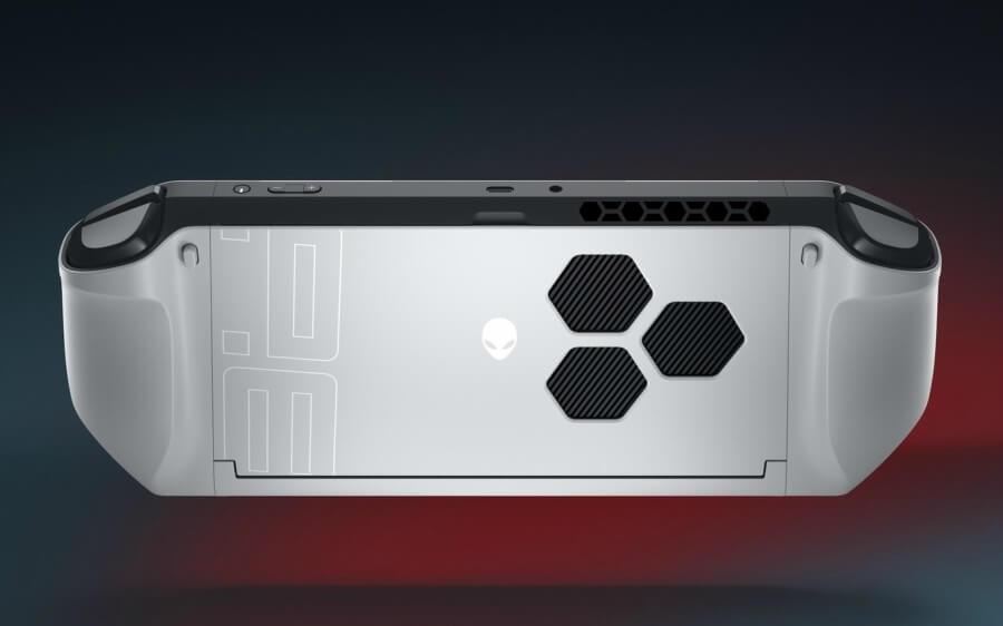 Alienware concept UFO