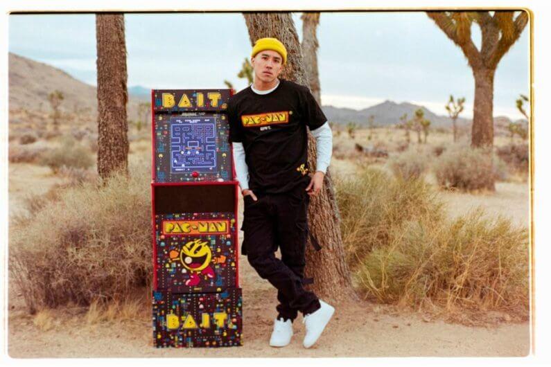 Bait y Pac-Man
