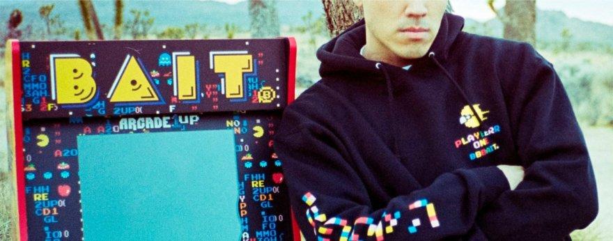 Bait y Pac-Man lanzan colección de aniversario