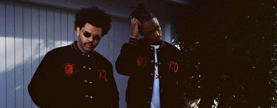 Bape y The Weeknd lanzan nueva colección