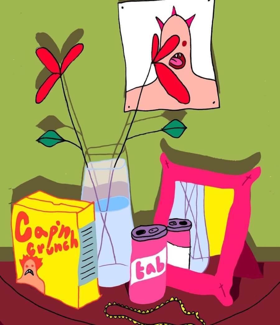 Ben Evans muestra el poder femenino con ilustraciones