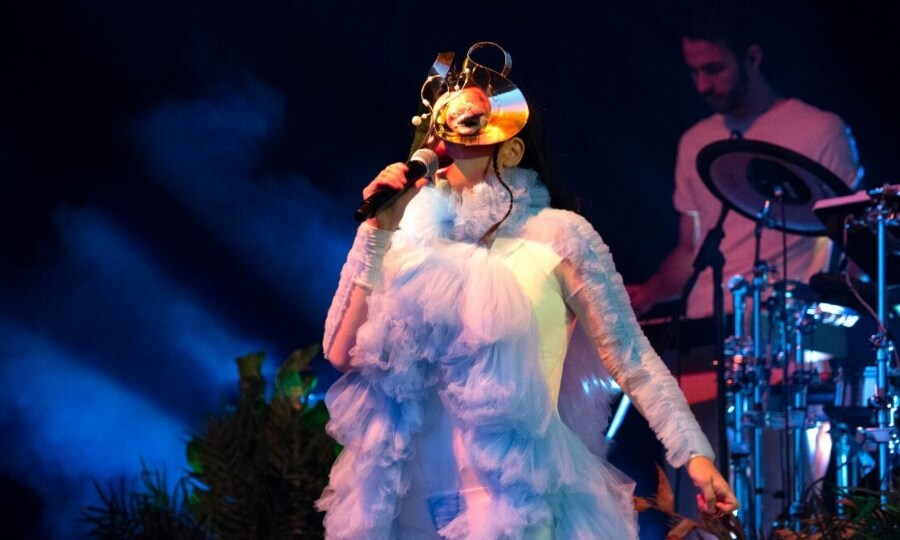 Björk y Microsoft usan IA para crear música