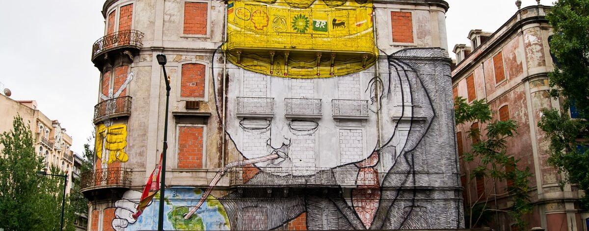 BLU, el street art contra la globalización y el capitalismo