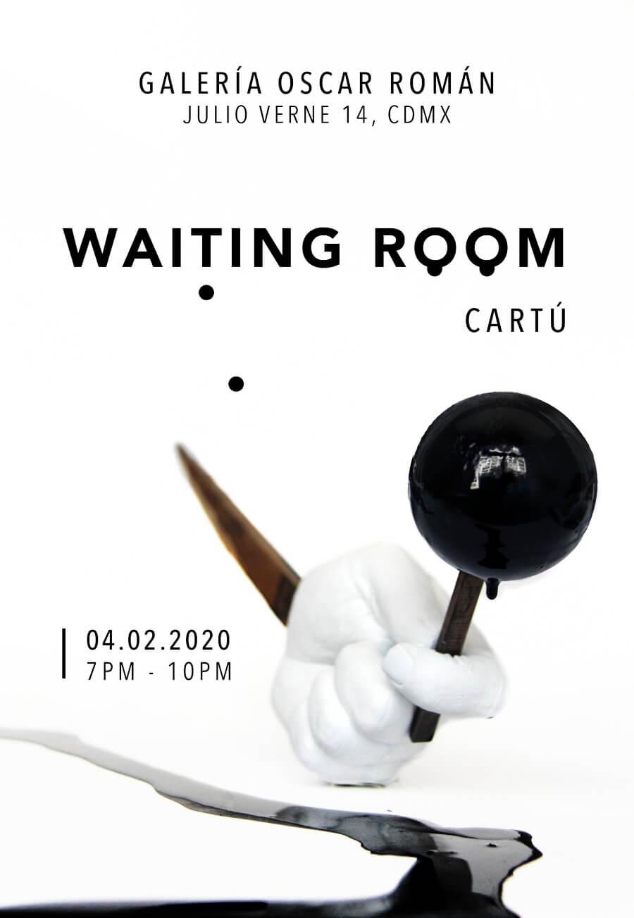 Cartú llega a la Galería Oscar Román