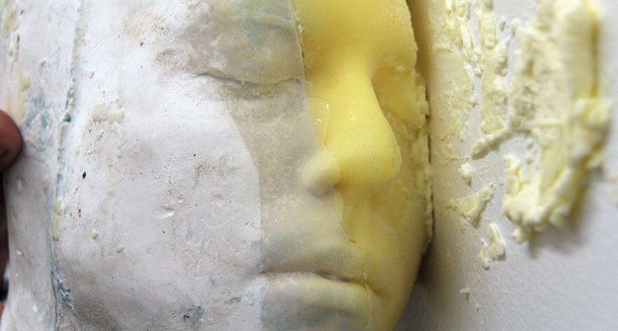 Cartú y su arte objeto llegan a la galería Oscar Román