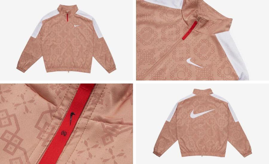 """Rose Gold Silk"" se inspira en patrones chinos clásicos"