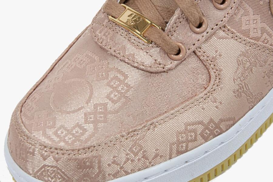 """CLOT y Nike presentan la colección """"Rose Gold Silk"""""""
