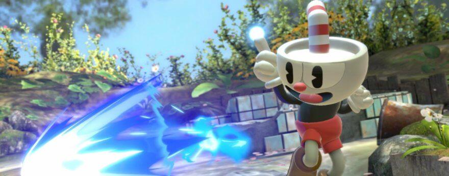 Cuphead llega a Super Smash Bros: Ultimate
