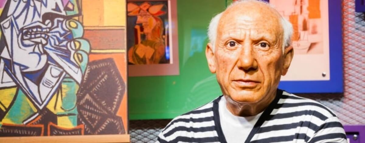 Detuvieron a hombre tras daño a un Picasso
