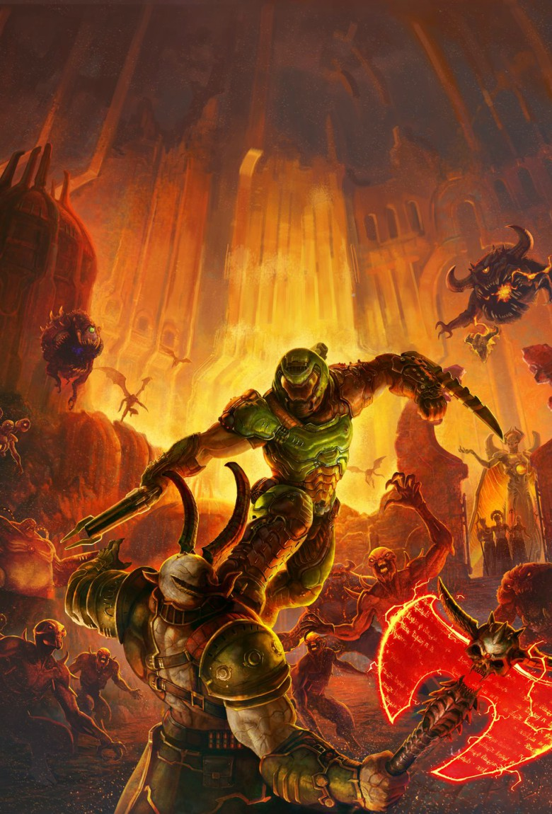 Doom Eternal estrena segundo trailer