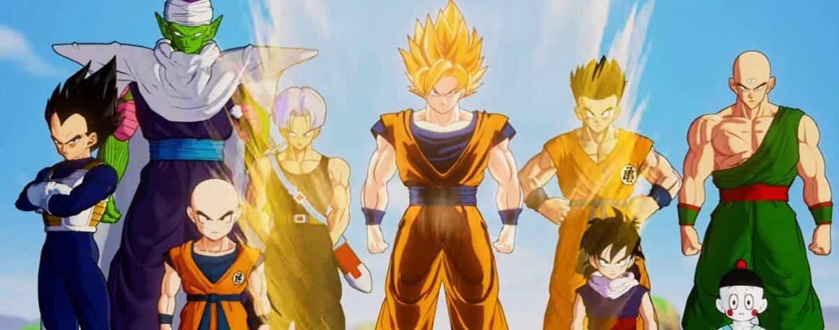 Dragon Ball Z: Kakarot ya tiene nuevo trailer