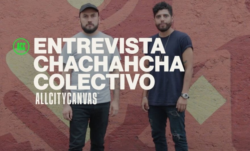 Chachacha Colectivo: poblando espacios con arte