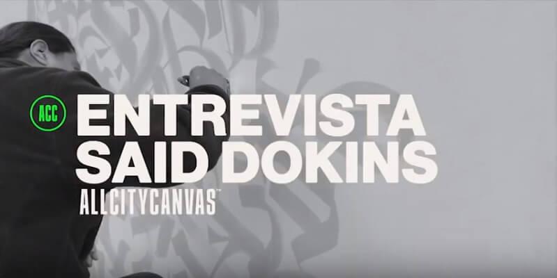 Entrevista a Said Dokins por ACC