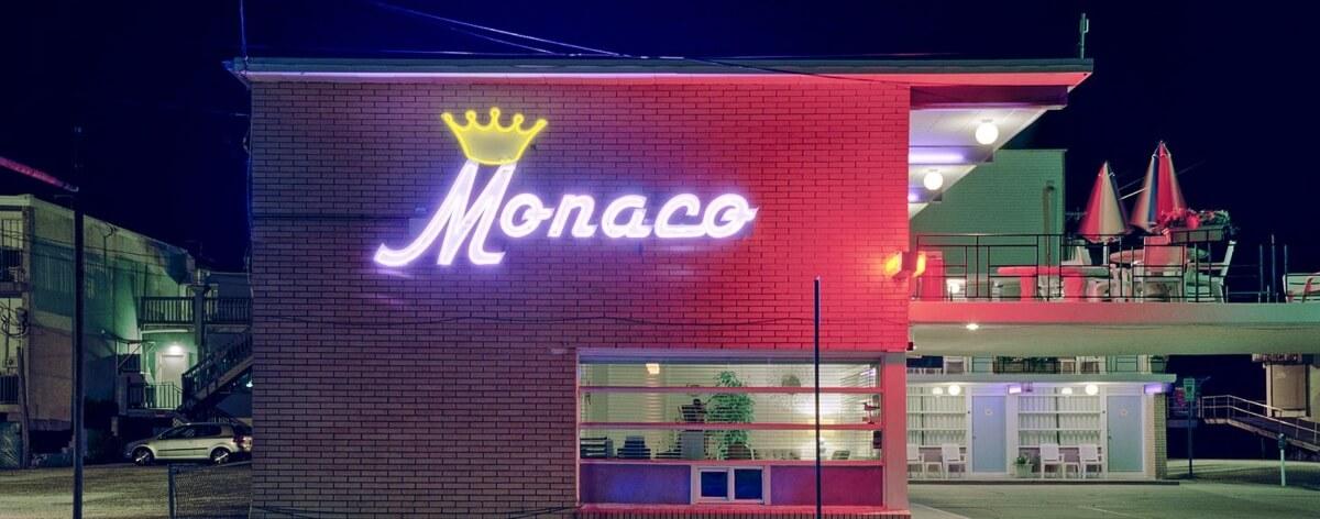 Fotografías de moteles vintage por Tyler Haughey