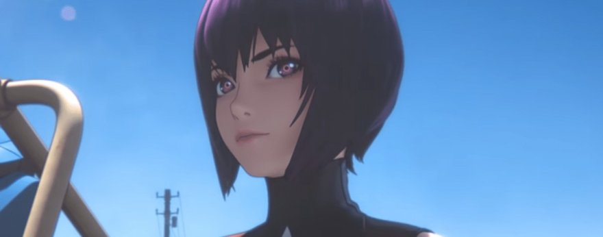 Ghost in the Shell: SAC_2045 estrena tráiler