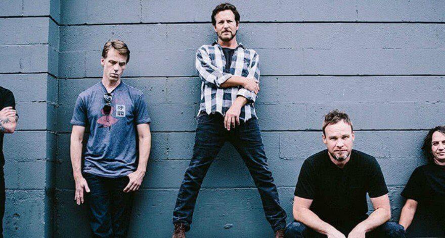 Gigaton, el nuevo álbum de Pearl Jam viene con gira