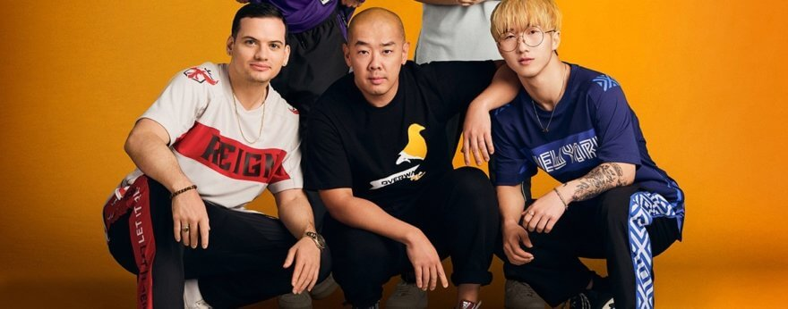 Jeff Staple y Overwatch League se unen en este drop