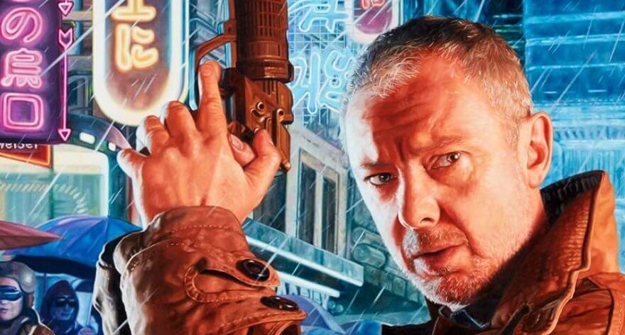 Joe Simpson pinta celebridades en fotorrealismo