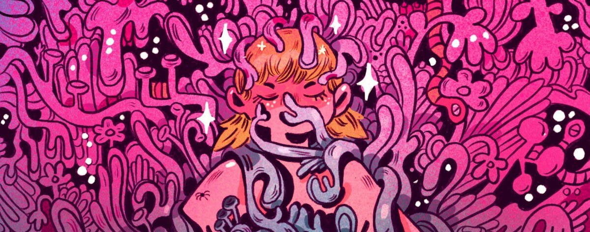 Katie Hicks y sus ilustraciones anti frustración