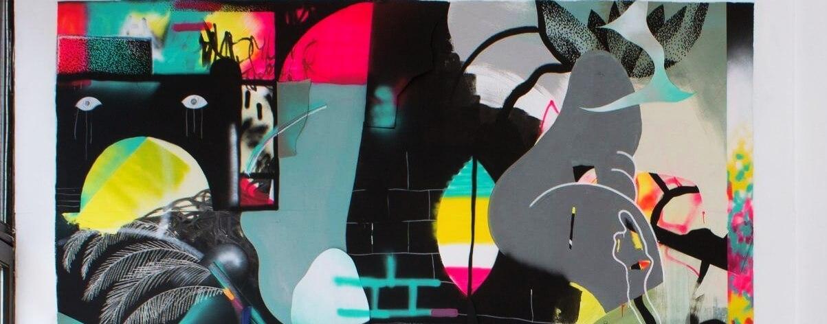 Klub7 Art Collective: del street art a la instalación